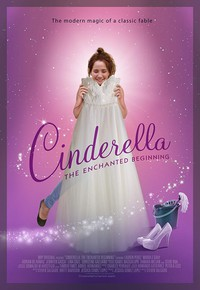 Cinderella: The Enchanted Beginning main cover