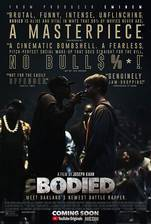 Bodied movie cover