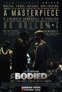 Bodied main cover