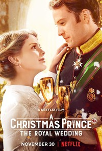 A Christmas Prince: The Royal Wedding main cover