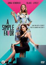 A Simple Favor movie cover