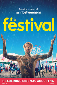 The Festival main cover