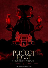 The Perfect Host: A Southern Gothic Tale main cover
