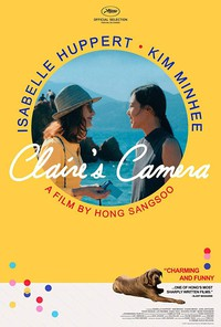 Claire's Camera main cover