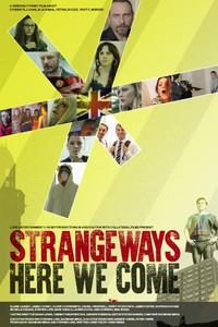 Strangeways Here We Come main cover