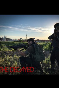 The Decayed main cover