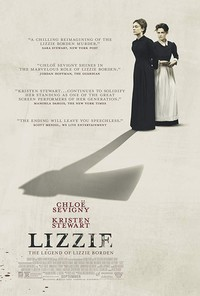 Lizzie main cover