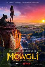Mowgli: Legend of the Jungle movie cover