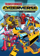 transformers_cyberverse movie cover