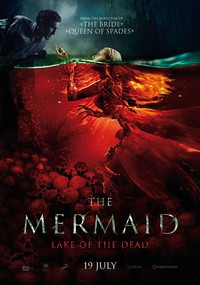 The Mermaid: Lake of the Dead main cover
