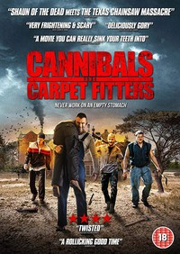 Cannibals and Carpet Fitters main cover