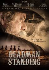 Deadman Standing movie cover
