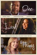 one_last_thing_2018 movie cover