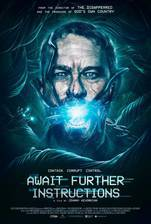 Await Further Instructions movie cover