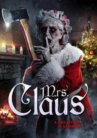 Mrs. Claus main cover