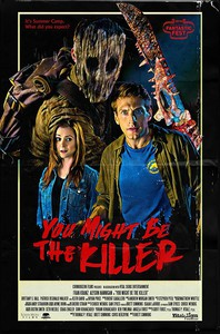 You Might Be the Killer main cover