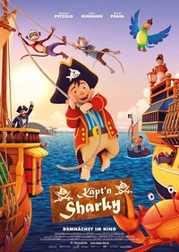 Capt'n Sharky main cover