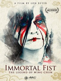 Immortal Fist: The Legend of Wing Chun main cover