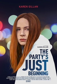 The Party's Just Beginning main cover