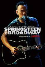 Springsteen on Broadway movie cover