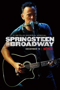 Springsteen on Broadway main cover