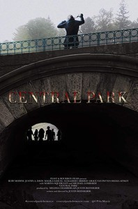 Central Park main cover