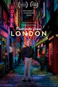 Postcards from London main cover