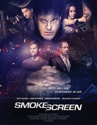 Smoke Screen main cover