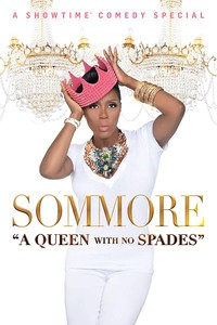 Sommore: A Queen with No Spades main cover