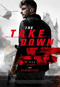 The Take Down main cover