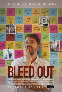 Bleed Out main cover