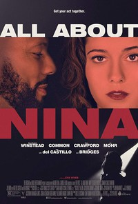 All About Nina main cover