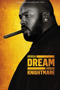 American Dream/American Knightmare main cover