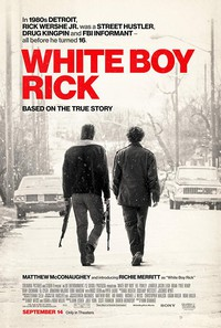 White Boy Rick main cover