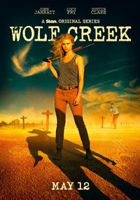 Wolf Creek movie cover