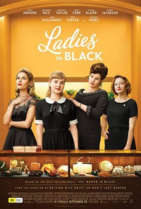 Ladies in Black main cover
