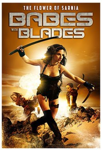 Babes with Blades main cover