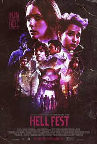 Hell Fest main cover