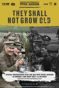 They Shall Not Grow Old main cover