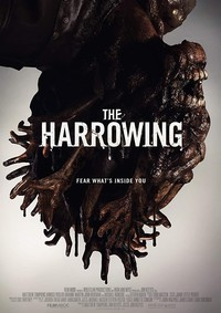 The Harrowing main cover