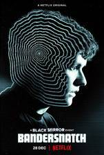 Black Mirror: Bandersnatch movie cover