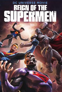 Reign of the Supermen main cover