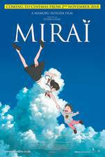Mirai of the Future (Mirai no Mirai) movie cover