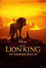 The Lion King movie cover