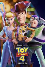 Toy Story 4 movie cover