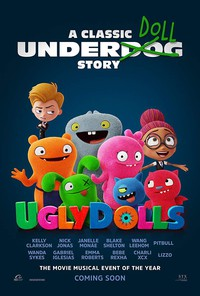 UglyDolls main cover