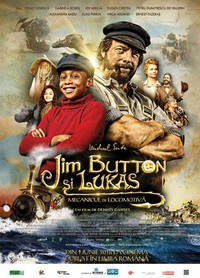 Jim Button and Luke the Engine Driver main cover
