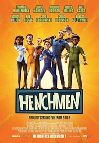 Henchmen main cover