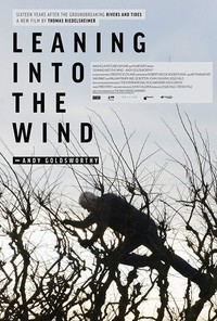 Leaning Into the Wind: Andy Goldsworthy main cover