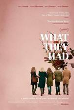 what_they_had movie cover